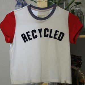 Recycled Ringer Tee
